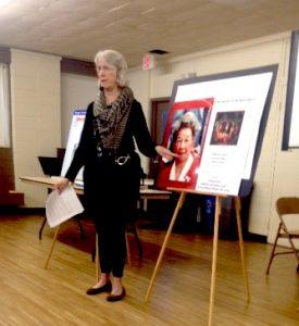 Guest Speaker Colleen Kelly Mellor