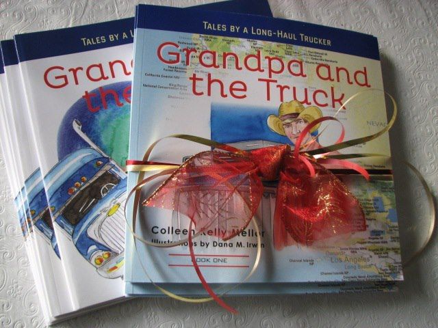 Grandpa and the Truck Book Series by Colleen Kelly Mellor